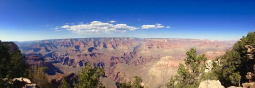 Grand Canyon, versant Sud