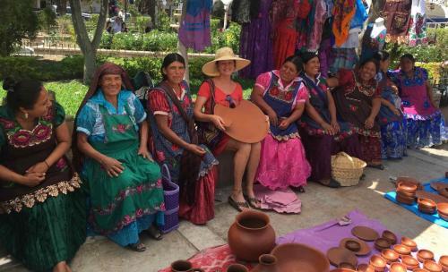 Oaxaca - Intérieur des terres