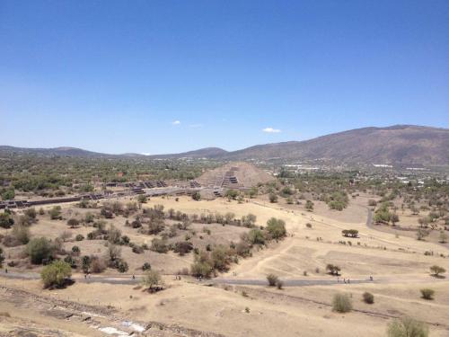 Teotihuacan-Pyramides du soleil