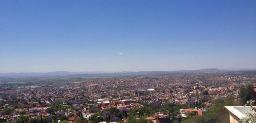 Vue de San Miguel de Allende