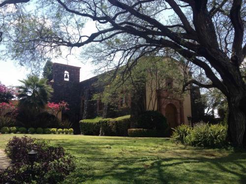 Abbaye San Miguel de Allende