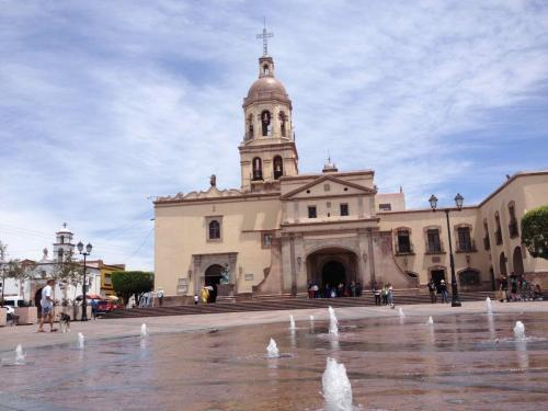 Santiago de Querétaro, Querétaro