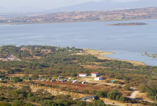 View RV ECO Park / Lake Cuitzeo