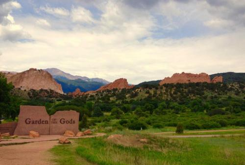 Garden of the Gods – Manitou Springs, Colorado