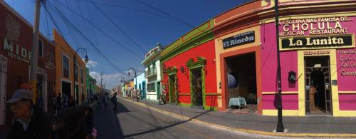 Cholula-Centro