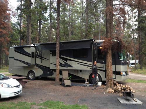 Campement Jasper