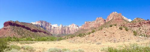 Parc national de Zion