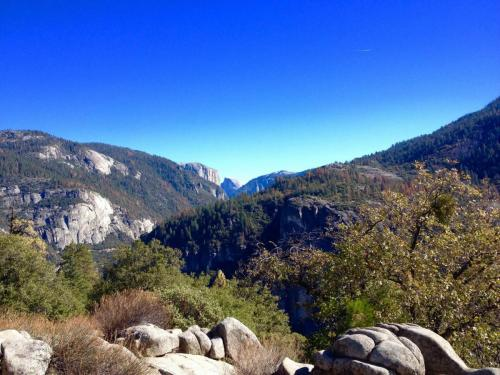Parc National Yosemite, California