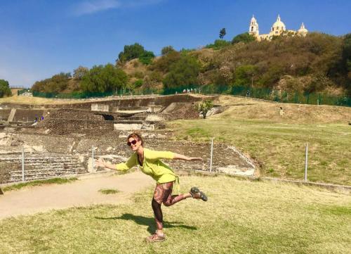 Cholula-pyramide