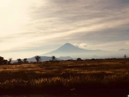 Volacano Popocatépetl